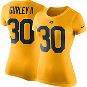 Nike Women's Los Angeles Rams Todd Gurley #30 Pride T-Shirt
