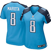 Nike Women's Alternate Game Jersey Tennessee Titans Marcus Mariota #8