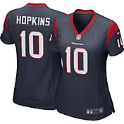 Nike Women's Home Game Jersey Houston Texans DeAndre Hopkins #10
