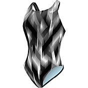 Nike Women's Beam Power Back Tank Swimsuit