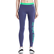 Nike Women's Pro Warm Graphic Tights