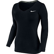 Nike Women's Pro Core Long Sleeve Shirt