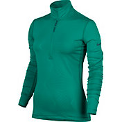 Nike Women's Pro Hyperwarm Long Sleeve Shirt