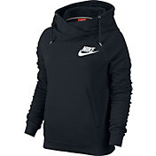 Nike Funnel Neck Hoodies