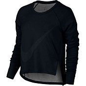 Nike Women's Sphere-Dry Long Sleeve Shirt