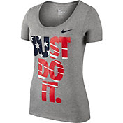 Nike Women's Sportswear Just Do It Flag Graphic T-Shirt