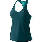 Nike Women's Slam Printed Breathe Tennis Tank