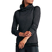 Nike Women's Therma Sphere Element Running Long Sleeve Shirt
