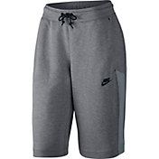 Nike Women's Tech Fleece Mesh Shorts