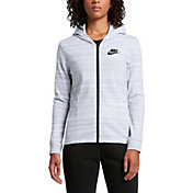 Nike Women's Sportswear Advance 15 Full Zip Jacket