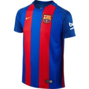 Nike Youth Barcelona 16/17 Replica Home Jersey