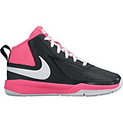 Nike Kids' Preschool Team Hustle D 7 Basketball Shoes