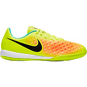 Nike Kids' Magista Opus II Indoor Soccer Shoes