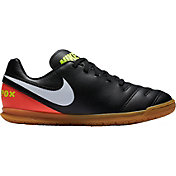 Nike Kids' Tiempo Rio III Indoor Soccer Shoes