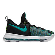 Nike Kids' Grade School Zoom KD 9 Basketball Shoes