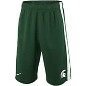 Nike Youth Michigan State Spartans Green Epic Shorts