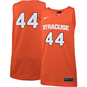 Nike Youth Syracuse Orange #44 Orange Replica ELITE Basketball Jersey