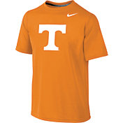 Nike Youth Tennessee Volunteers Tennesse Orange Sideline Logo Legend T-Shirt