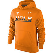 Nike Youth Tennessee Volunteers Tennessee Orange Therma-FIT Hoodie