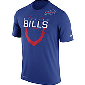 Nike Youth Buffalo Bills Legend Icon Royal Performance T-Shirt