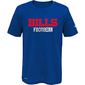 Nike Youth Buffalo Bills Sideline 2016 All Football Legend Royal Performance T-Shirt