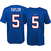 Nike Youth Buffalo Bills Tyrod Taylor #5 Blue T-Shirt
