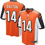 Nike Youth Alternate Game Jersey Cincinnati Bengals Andy Dalton #14