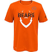 Nike Youth Chicago Bears Sideline 2016 Legend Icon Orange Performance T-Shirt