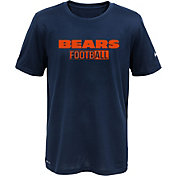 Nike Youth Chicago Bears Sideline 2016 All Football Legend Navy Performance T-Shirt