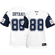 Nike Youth Color Rush 2016 Game Jersey Dallas Cowboys Dez Bryant #88