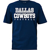 Dallas Cowboys Merchandising Youth Practice Navy T-Shirt