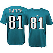 Nike Youth Philadelphia Eagles Jordan Matthews #81 Green T-Shirt