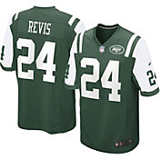Nike Youth Home Game Jersey New York Jets Darrelle Revis #24