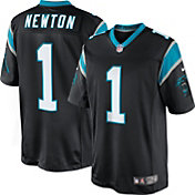 Nike Youth Home Limited Jersey Carolina Panthers Cam Newton #1