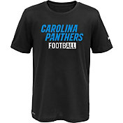 Nike Youth Carolina Panthers Sideline 2016 All Football Legend Black Performance T-Shirt