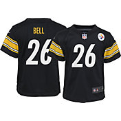 Nike Boys' Home Game Jersey Pittsburgh Steelers Le'Veon Bell #26