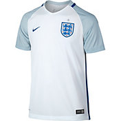 Nike Youth England Replica Home Jersey