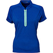 Nancy Lopez Women's Desire Golf Polo – Plus-Size