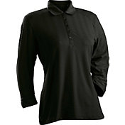 Nancy Lopez Women's Grace Three-Quarter Sleeve Golf Polo