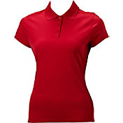 Nancy Lopez Women's Luster Golf Polo – Plus-Size
