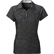 Nancy Lopez Women's Ribbon Golf Polo – Plus-Size