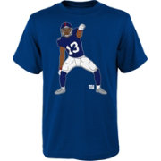 NFL Team Apparel Youth New York Giants Odell Beckham Jr. Celebration Dance T-Shirt