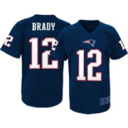 NFL Team Apparel Youth New England Patriots Tom Brady #12 Navy T-Shirt