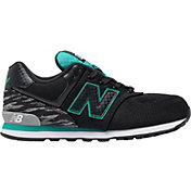 New Balance Kids' Grade School 574 Casual Shoes