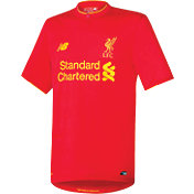 New Balance Men's Liverpool 16/17 Replica Home Jersey