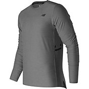New Balance Men's Transit Running Long Sleeve Shirt