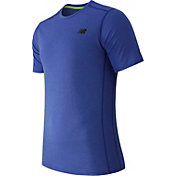 New Balance Men's Pindot Flux Running T-Shirt