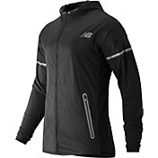 New Balance Men's Performance Merino Hybrid Running Jacket
