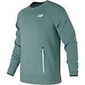 New Balance Men's Sport Style Crewneck Running Sweatshirt