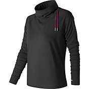 New Balance Women's Comfy Pullover Running Sweatshirt